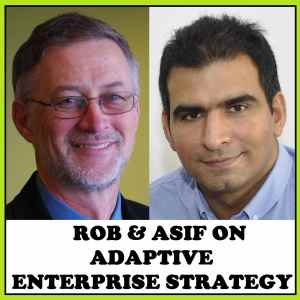 Adaptive Enterprise Strategy Podcasts – Rob Livingstone Advisory